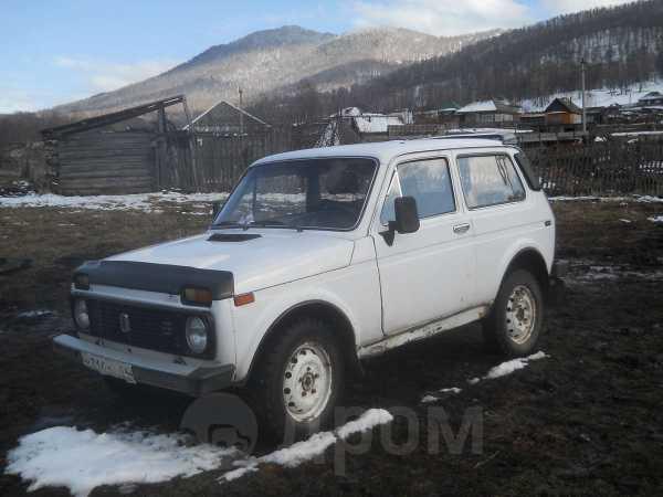 Лада 4x4 2121 Нива, 1994 год, 95 000 руб.