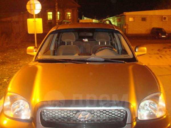 Hyundai Santa Fe, 2001 год, 333 000 руб.