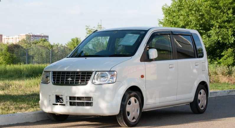 Mitsubishi eK Wagon, 2012 год, 350 000 руб.
