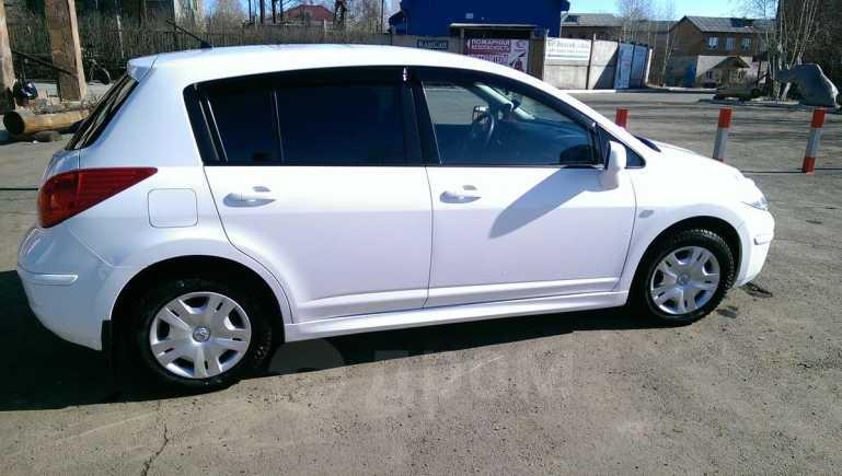 Nissan Tiida, 2013 год, 630 000 руб.