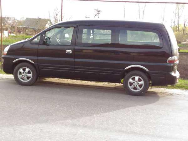 Hyundai Grand Starex, 2006 год, 460 000 руб.