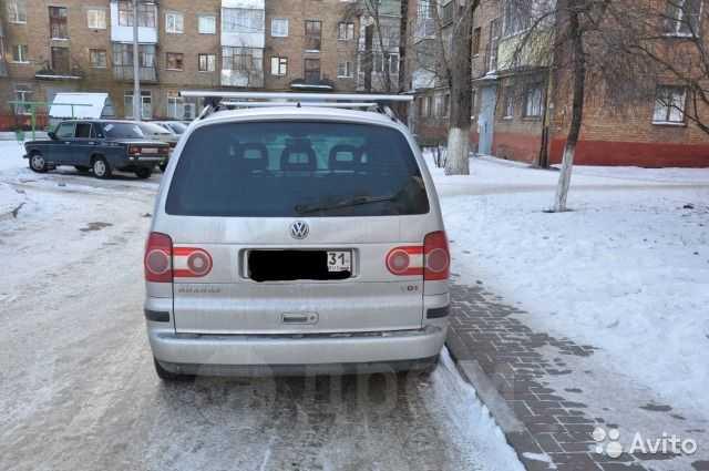 Volkswagen Sharan, 2004 год, 315 000 руб.