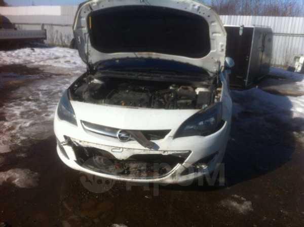 Opel Astra, 2013 год, 430 000 руб.