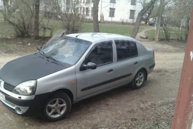 Renault Symbol, 2002 год, 120 000 руб.