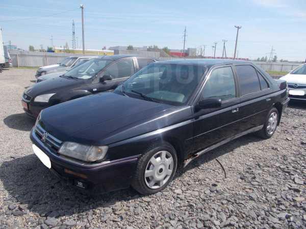 Peugeot 605, 1992 год, 65 000 руб.