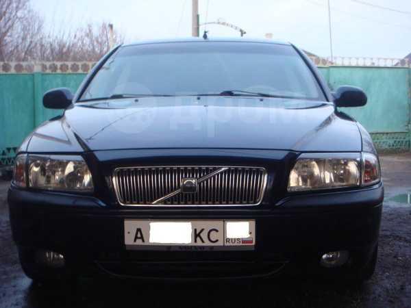 Volvo S80, 2002 год, 310 000 руб.