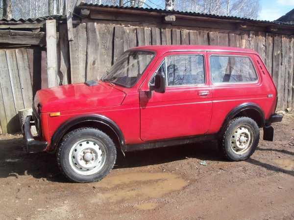 Лада 4x4 2121 Нива, 1995 год, 105 000 руб.