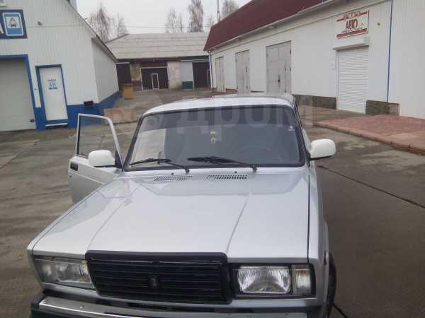 Лада 2107, 2011 год, 175 000 руб.
