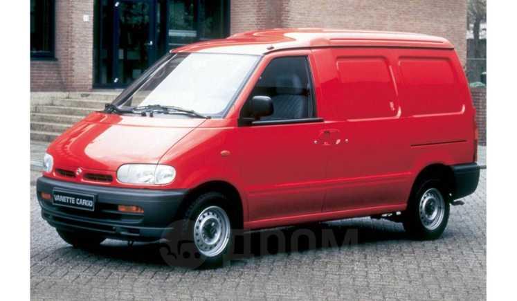 Nissan Vanette, 2001 год, 130 000 руб.