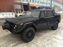 Красноярск ЛМ 002 1991