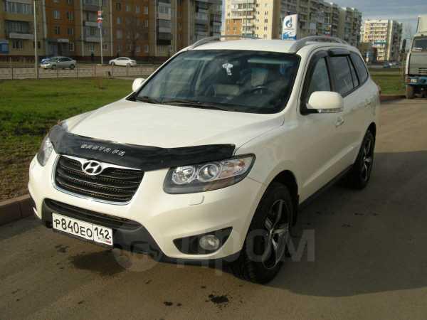 Hyundai Santa Fe, 2011 год, 1 000 000 руб.