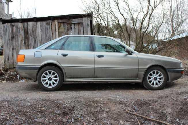 Audi 90, 1990 год, 95 000 руб.