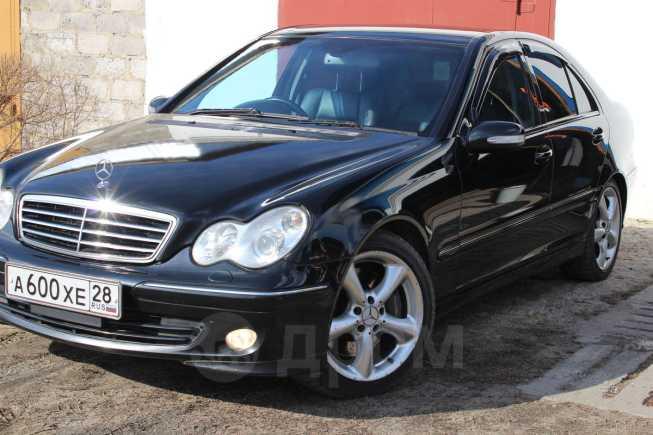 Mercedes-Benz C-Class, 2004 год, 600 000 руб.