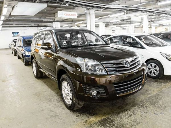 Great Wall Hover H3, 2015 год, 513 000 руб.