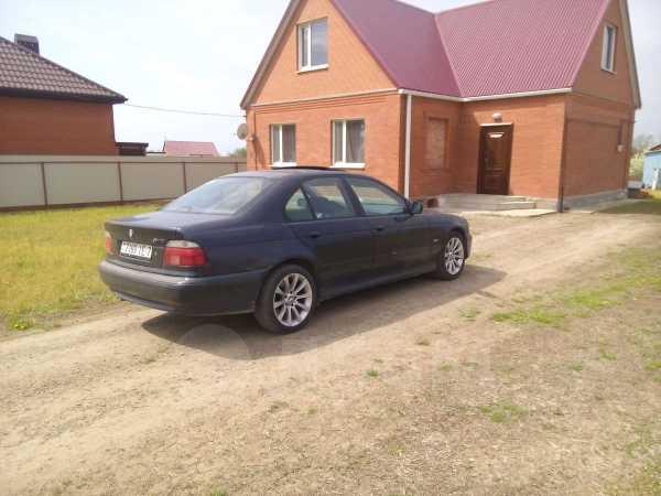 BMW 5-Series, 1999 год, 115 000 руб.