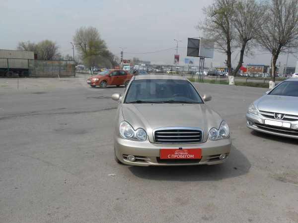 Hyundai Sonata, 2004 год, 220 000 руб.