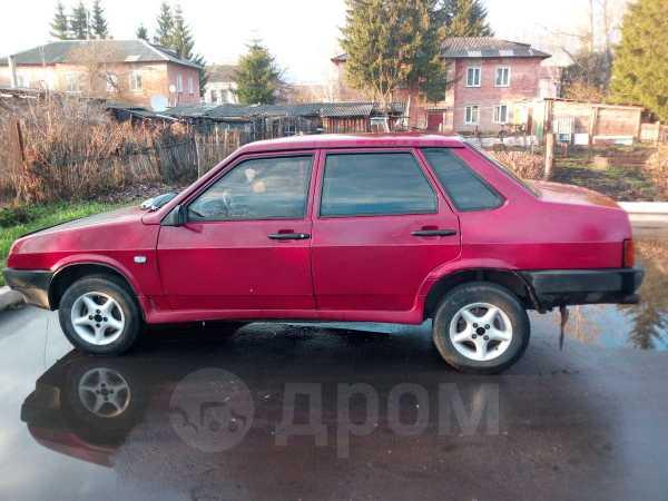 Лада 21099, 1994 год, 43 000 руб.
