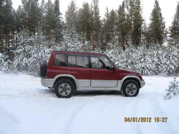 Suzuki Escudo, 1996 год, 220 000 руб.