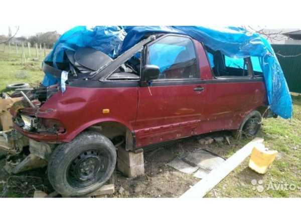 Toyota Previa, 1992 год, 50 000 руб.
