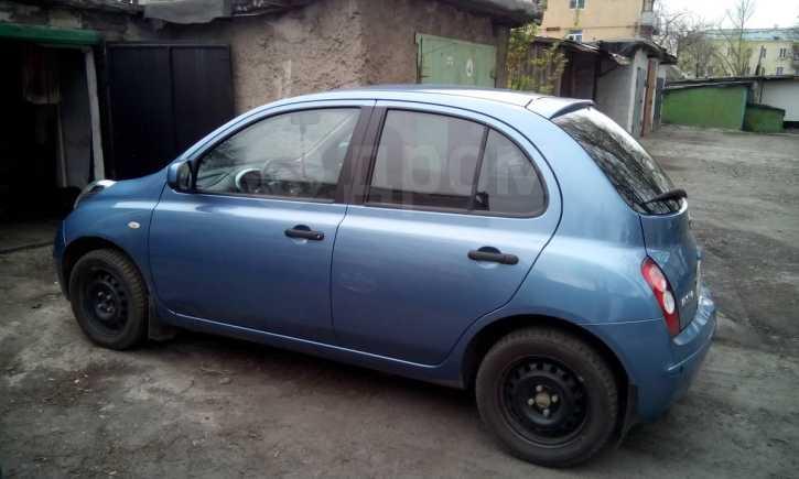 Nissan Micra, 2010 год, 420 000 руб.