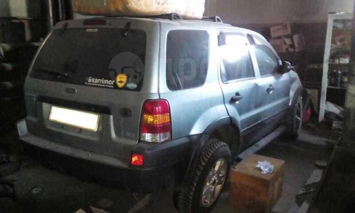 Ford Escape, 2003 год, 190 000 руб.