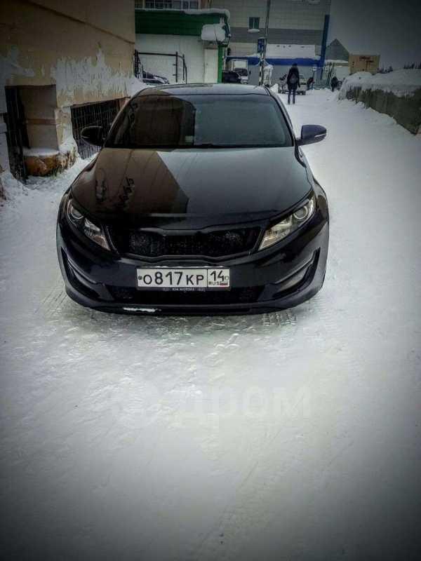 Kia K5, 2011 год, 800 000 руб.