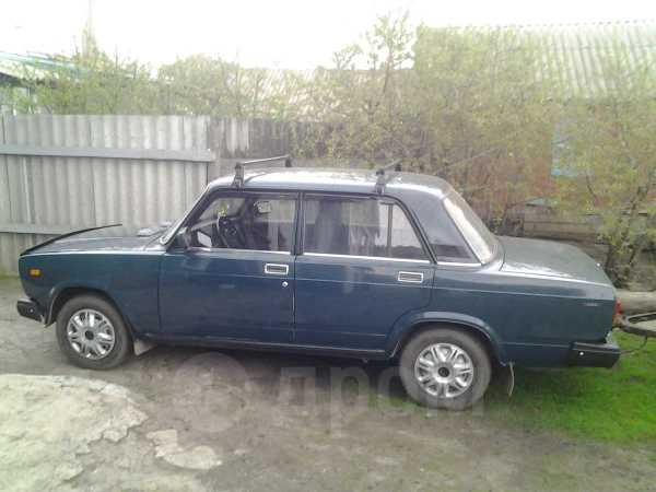 Лада 2107, 2003 год, 50 000 руб.