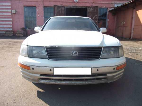 Lexus LS400, 1996 год, 264 000 руб.