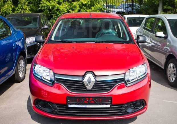 Renault Logan, 2015 год, 360 000 руб.