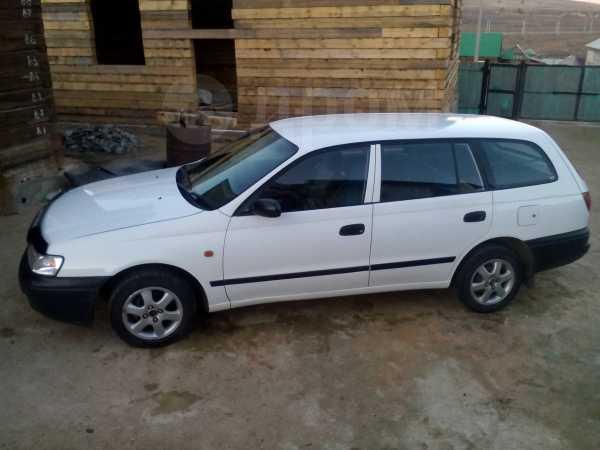 Toyota Caldina, 2001 год, 195 000 руб.