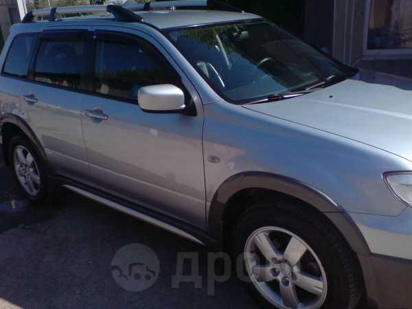 Mitsubishi Outlander, 2006 год, 480 000 руб.