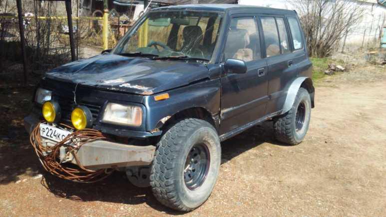 Suzuki Escudo, 1992 год, 115 000 руб.