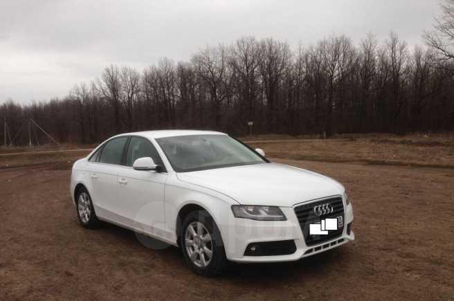 Audi A4, 2008 год, 660 000 руб.