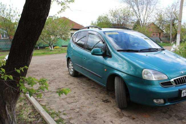 Chevrolet Rezzo, 2001 год, 230 000 руб.