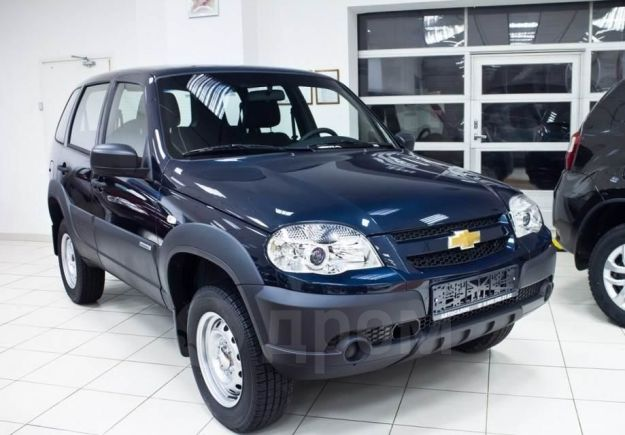 Chevrolet Niva, 2015 год, 449 000 руб.