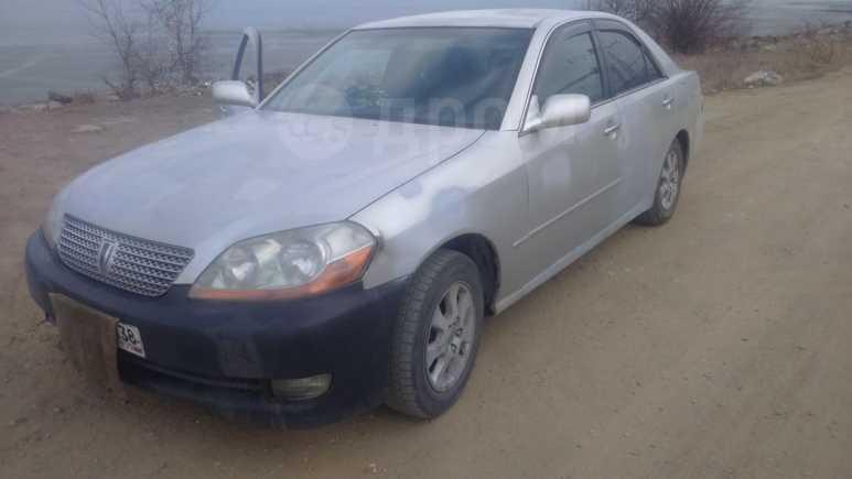 Toyota Mark II, 2001 год, 265 000 руб.
