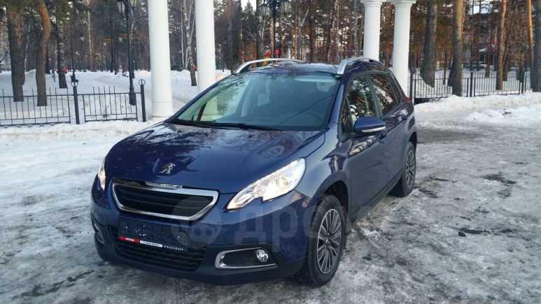 Peugeot 2008, 2014 год, 750 000 руб.