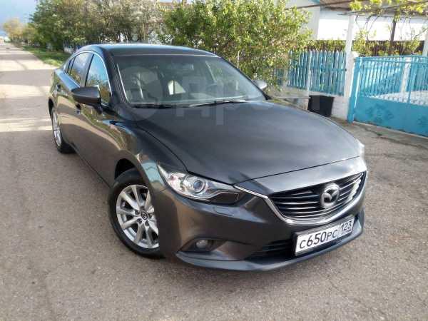 Mazda Mazda6, 2014 год, 1 190 000 руб.