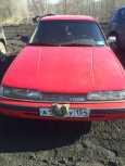 Mazda 626, 1991 год, 110 000 руб.