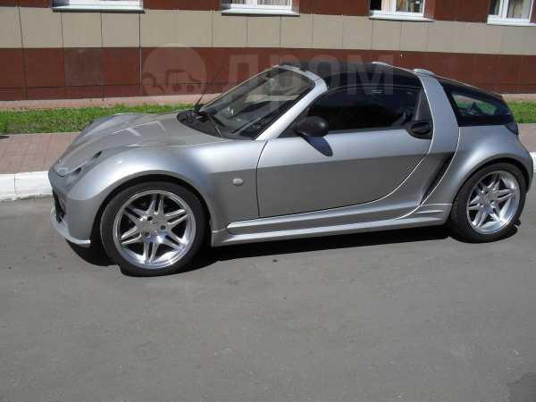 Smart Roadster, 2004 год, 610 000 руб.