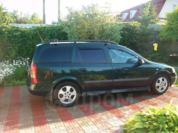 Opel Astra, 1999 год, 231 000 руб.