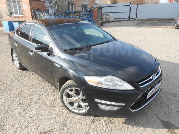 Ford Mondeo, 2010 год, 675 000 руб.