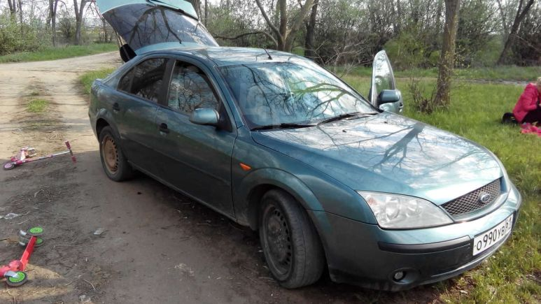 Ford Mondeo, 2002 год, 245 000 руб.