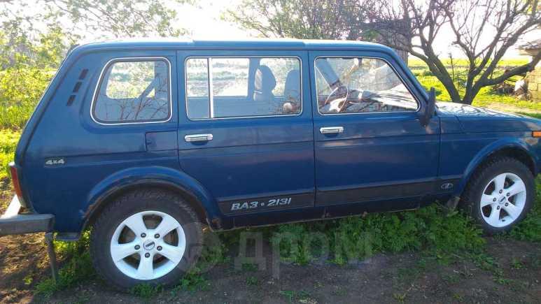 Лада 4x4 2131 Нива, 2005 год, 160 000 руб.