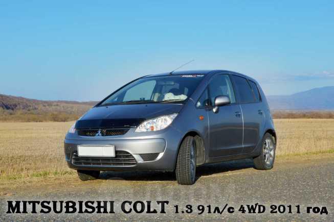 Mitsubishi Colt, 2011 год, 365 000 руб.