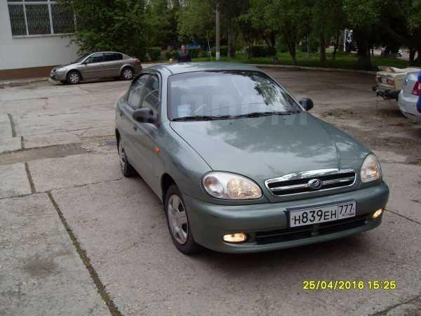 Daewoo Lanos, 2006 год, 185 000 руб.