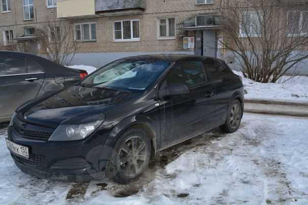 Opel Astra GTC, 2007 год, 255 000 руб.