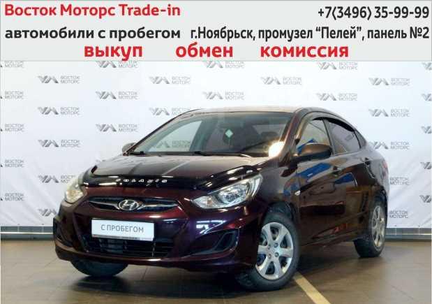 Hyundai Solaris, 2011 год, 413 000 руб.