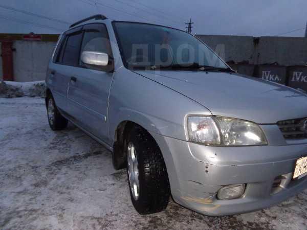 Mazda Demio, 2001 год, 78 000 руб.