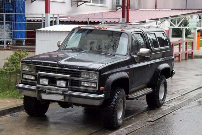 Chevrolet Blazer, 1989 год, 600 000 руб.